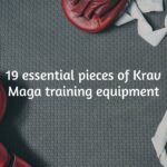 19 essential pieces of krav maga training equipment