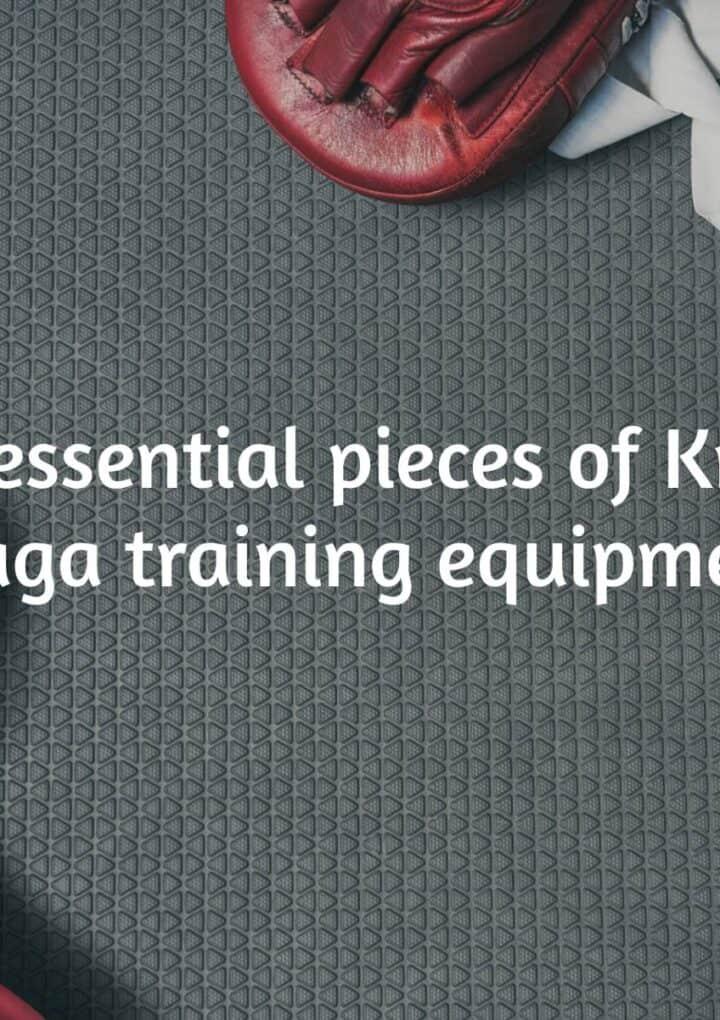Guide to the Krav Maga Training Equipment you'll need   19 essentials