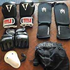 Krav Maga equipment
