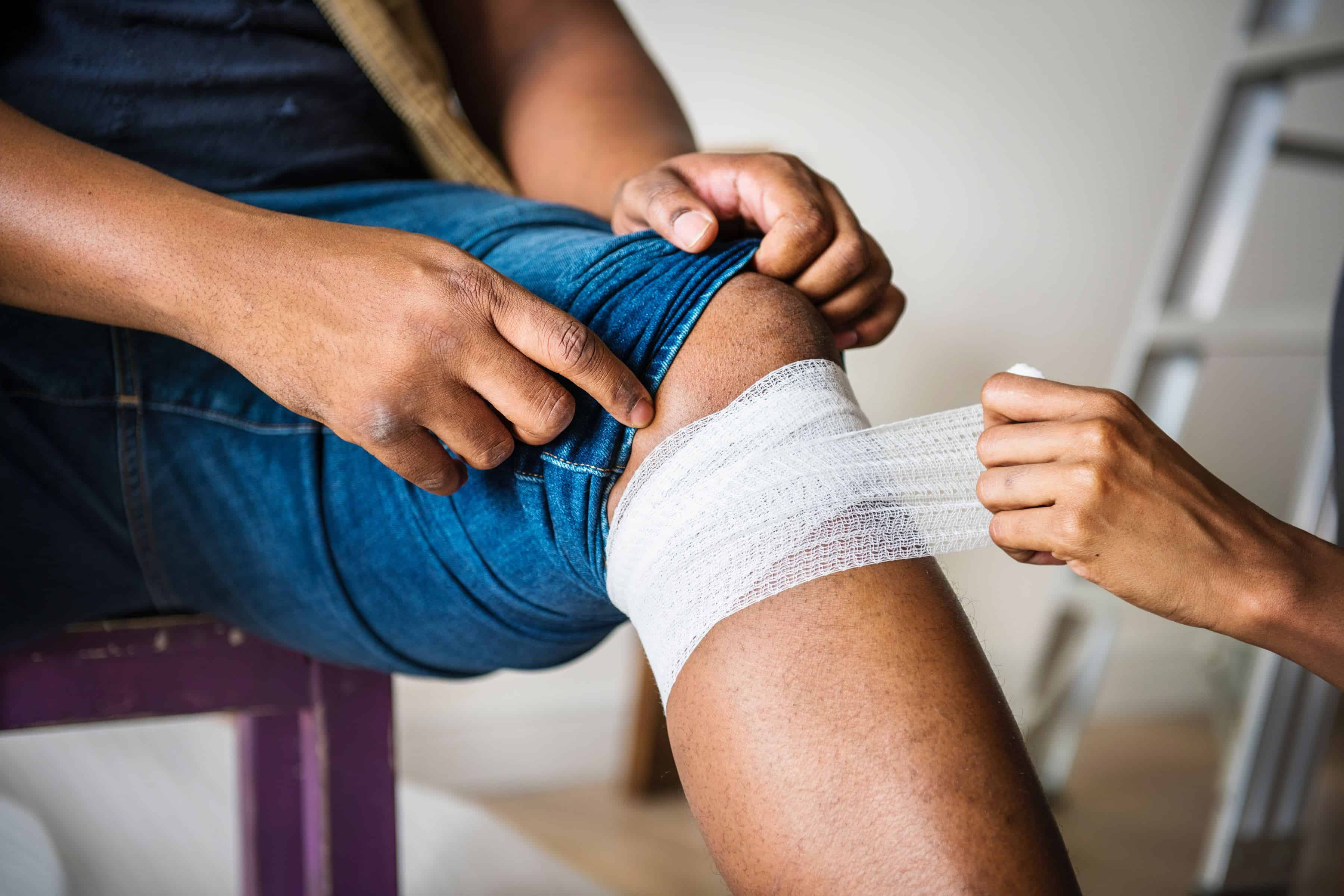 Can You Practice Krav Maga with a Bad Knee?