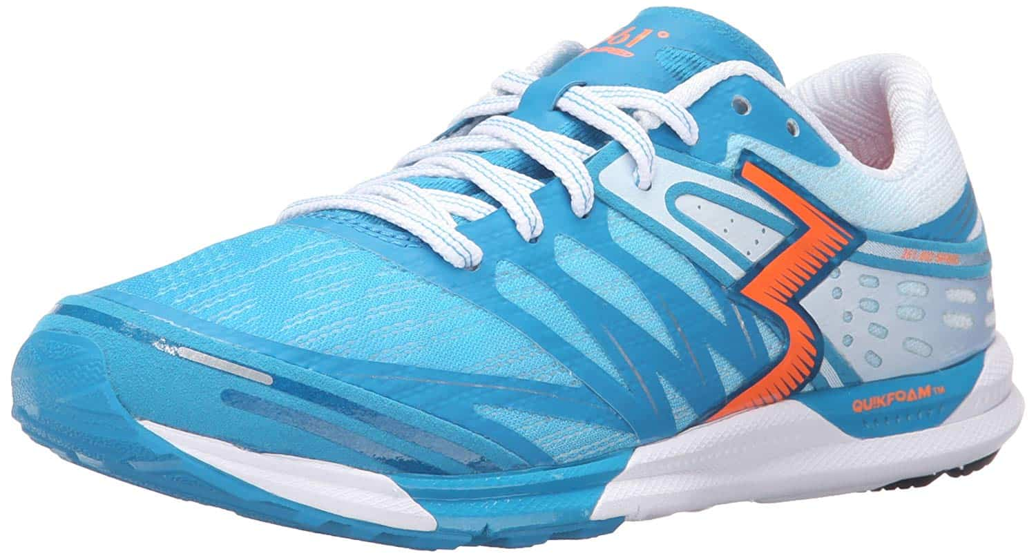 361 training shoes for a woman