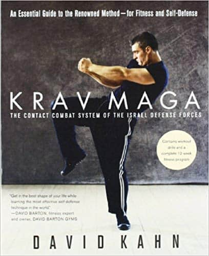 Krav Maga essential guide by david kahn