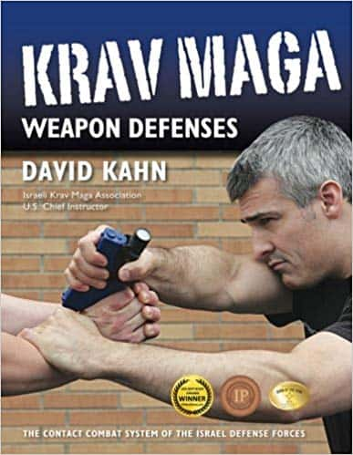Krav Maga weapon defenses book