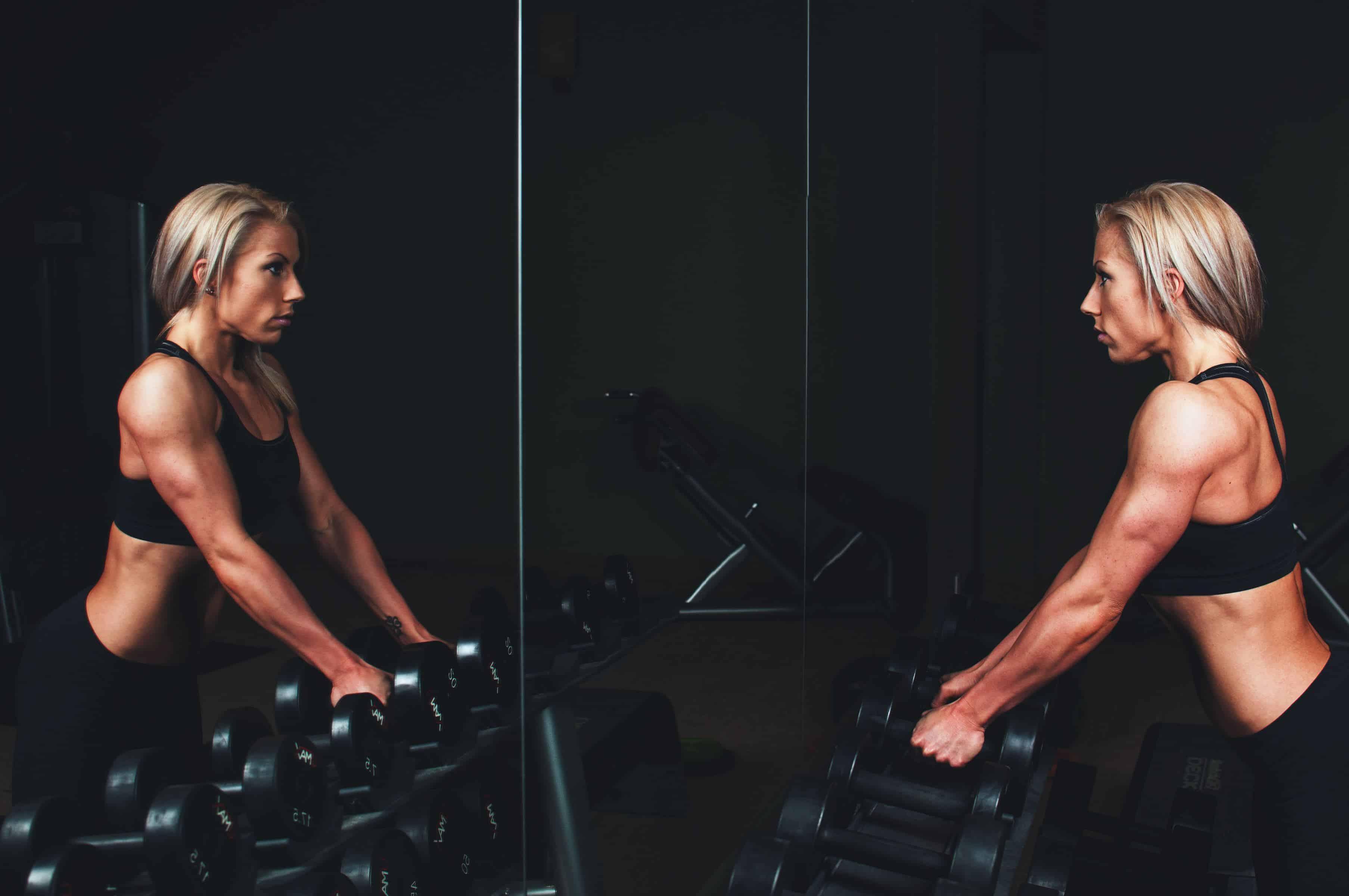 build muscle with krav maga