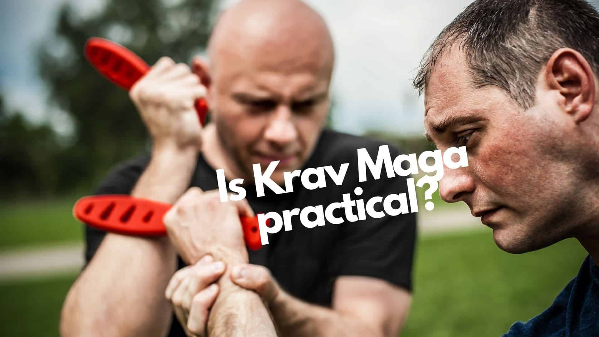 Is Krav Maga practical? This is why it's such a practical self-defense