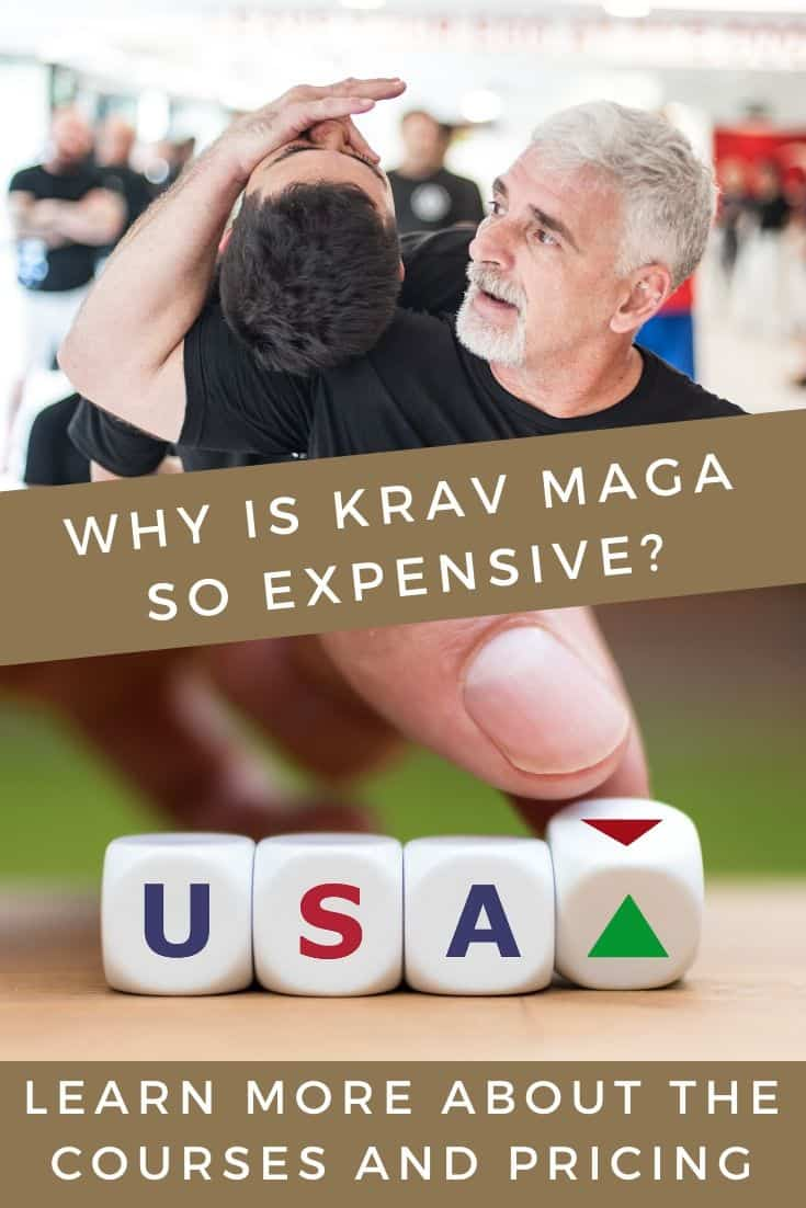 More about the courses and pricing of krav maga